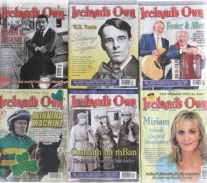 A sample of some of our cover stories from over the years.
