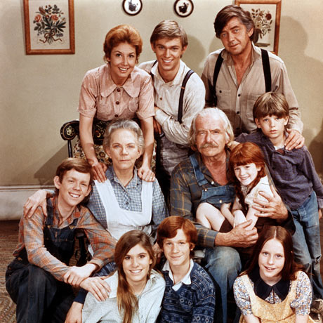 Classic tv series the waltons ireland 39 s own for Classic house voices