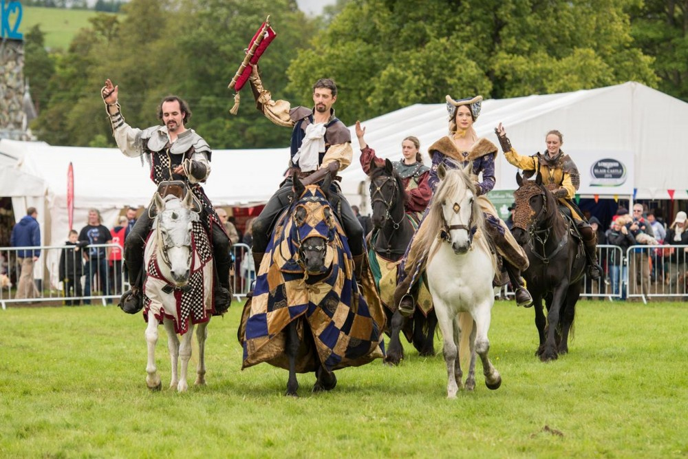 waterford country fair featuring live jousting ireland s own