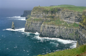 Cliffs of Moher, Ireland (Photo by Hoberman Collection/UIG via Getty Images)