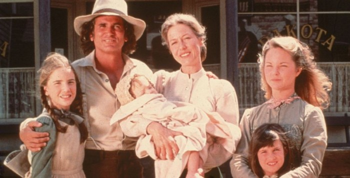 Classic tv series little house on the prairie ireland for Classic house voices
