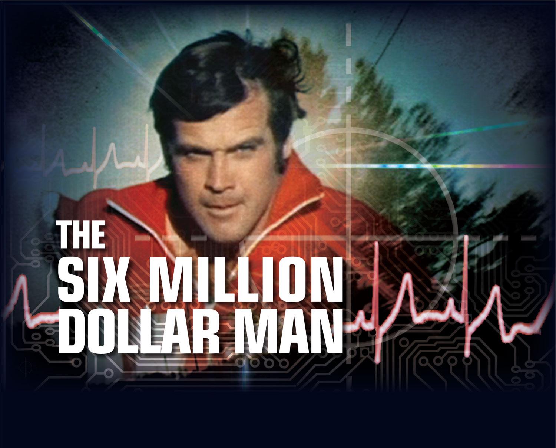 Classic TV Series – The Six Million Dollar Man | Ireland's Own