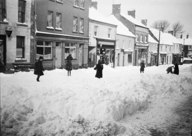 Image result for big freeze 1947