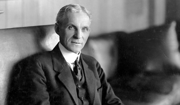 When Henry Ford Brought His Business To Ireland