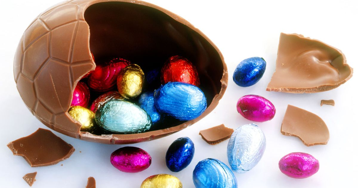 Easter Eggs Have a Colourful History Ireland's Own