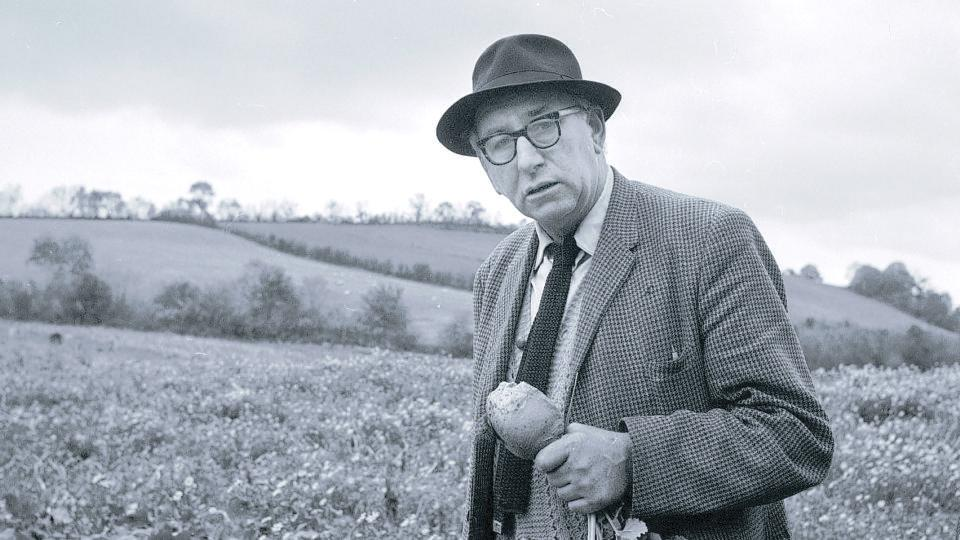 Patrick Kavanagh – Life, Love and Legacy